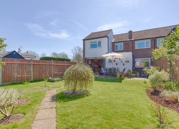 Thumbnail 5 bed semi-detached house for sale in Burns Green, Benington, Stevenage