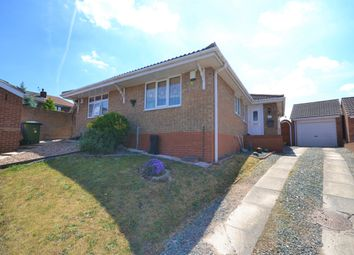 Thumbnail 2 bed semi-detached bungalow for sale in Rayton Court, Harworth, Doncaster