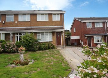 Thumbnail 3 bed semi-detached house to rent in Rogate Close, Fenpark, Stoke-On-Trent, Staffordshire