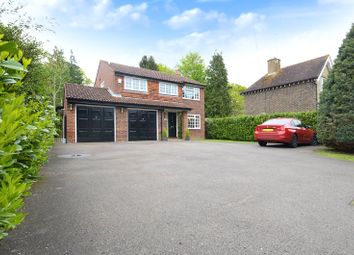 Thumbnail 4 bed detached house for sale in Smallfield, Surrey