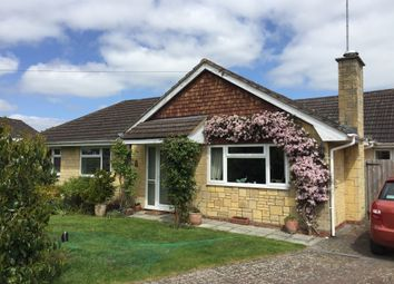 Thumbnail 4 bed detached bungalow for sale in St Johns Close, Donhead St. Mary, Shaftesbury