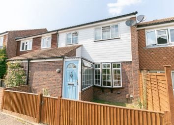 Thumbnail 3 bed terraced house for sale in Berrymeade Walk, Ifield, Crawley, West Sussex