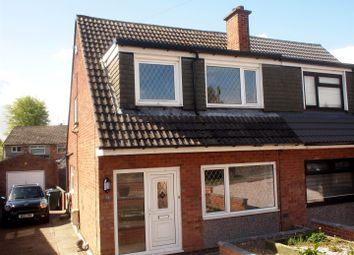 Thumbnail 3 bed semi-detached house for sale in Canford Road, Allerton, Bradford