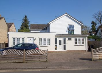 Thumbnail 5 bed detached house for sale in High Street, Girton, Cambridge