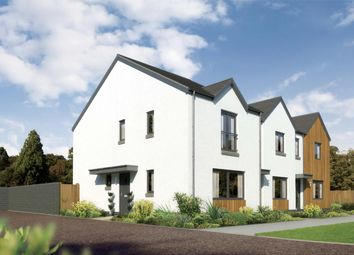 "Thumbnail 3 bedroom semi-detached house for sale in ""Belvoir"" at Whitehills Gardens, Cove, Aberdeen"
