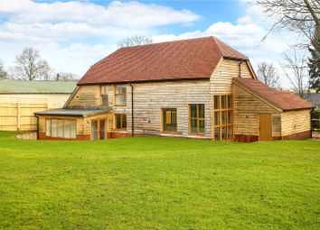 Thumbnail 3 bed barn conversion for sale in Burrows Lane, Gomshall, Guildford, Surrey