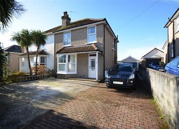 Thumbnail 4 bed semi-detached house for sale in Park Rise, Falmouth