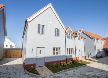 Thumbnail 2 bed semi-detached house for sale in Mill View, London Road, Great Chesterford, Saffron Walden