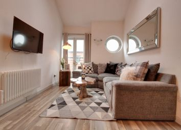Thumbnail 2 bed flat for sale in Graham Street, Birmingham