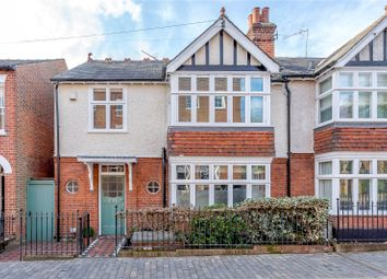 Thumbnail 4 bed semi-detached house for sale in College Street, St. Albans, Hertfordshire