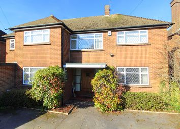 Thumbnail 4 bed detached house to rent in Abbey Avenue, St Albans