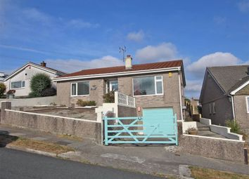 Thumbnail 3 bed detached bungalow for sale in Shallowford Road, Eggbuckland, Plymouth