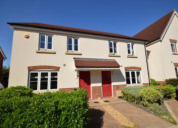Thumbnail 3 bed semi-detached house to rent in Wells Croft, Broadbridge Heath, Horsham