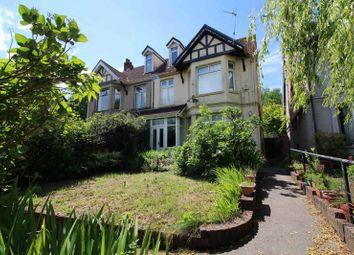 Thumbnail 6 bed semi-detached house for sale in Llantwit Road, Treforest, Pontypridd