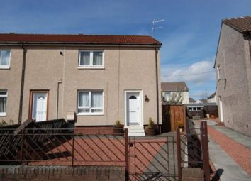Thumbnail 2 bed end terrace house for sale in Auchenhove Crescent, Kilbirnie