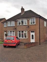 Thumbnail 3 bed semi-detached house to rent in Walford Drive, Solihull