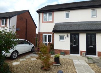Thumbnail 3 bed semi-detached house for sale in Sycamore Drive, Longtown, Carlisle