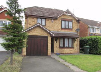 Thumbnail 3 bed detached house to rent in Cornwell Close, Tipton