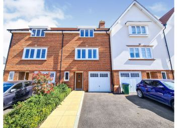 Morris Square, Bognor Regis PO21. 4 bed town house for sale
