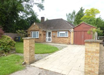 Thumbnail 2 bed detached bungalow for sale in Money Row Green, Holyport, Maidenhead