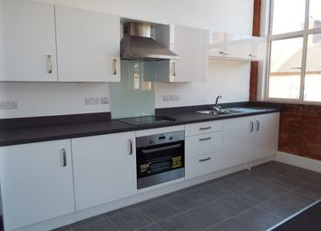 Thumbnail 1 bed flat to rent in Wheatsheaf Works, Leicester