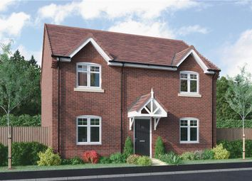 "Thumbnail 3 bed detached house for sale in ""Drayton"" at Lowbrook Lane, Tidbury Green, Solihull"