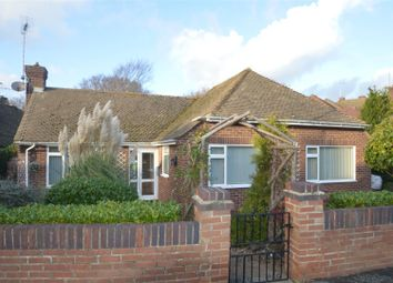 Thumbnail 2 bed detached bungalow for sale in St. Peters Crescent, Bexhill-On-Sea