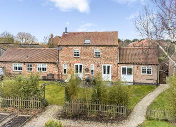 Thumbnail 4 bed detached house for sale in The Little Barn, Breighton, Selby