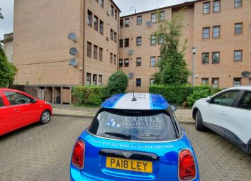 Thumbnail 1 bed flat to rent in Oakshaw Street East, Paisley, Renfrewshire
