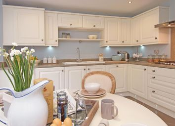 "Thumbnail 4 bedroom detached house for sale in ""Ashtree"" at Rush Lane, Market Drayton"