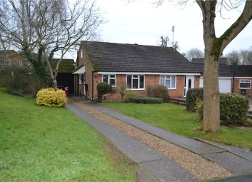 Thumbnail 1 bedroom semi-detached bungalow for sale in Harlech Close, Kenilworth