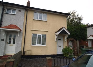 Thumbnail 2 bedroom end terrace house for sale in Tudor Terrace, Dudley