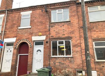 Thumbnail 2 bed terraced house for sale in Loscoe Road, Heanor