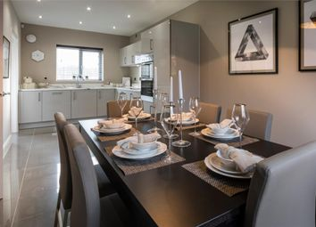 """Thumbnail 4 bed detached house for sale in """"Pendle"""" at Church Road, Warton, Preston"""