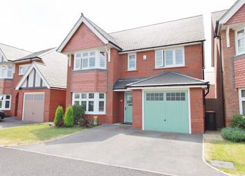 Thumbnail 4 bed detached house for sale in Abberley Hall Road, Newport