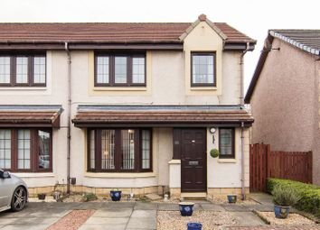 Thumbnail 3 bed semi-detached house for sale in 32 Alcorn Square, Wester Hailes, Edinburgh