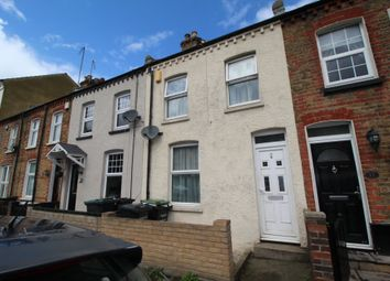 Thumbnail 2 bedroom terraced house for sale in Raphael Road, Gravesend