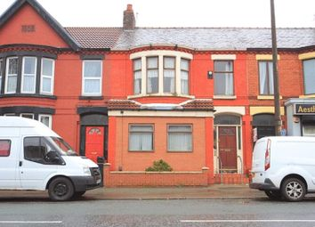 Thumbnail 3 bed terraced house for sale in Derby Lane, Old Swan, Liverpool