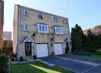 Thumbnail 3 bed semi-detached house for sale in Great North Road, Micklefield