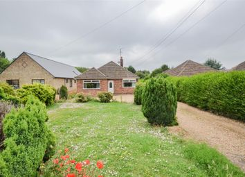Thumbnail 3 bedroom detached bungalow for sale in Postland Road, Crowland, Peterborough