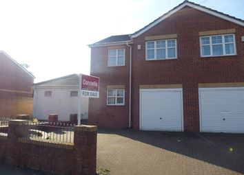 Thumbnail 3 bedroom semi-detached house for sale in Grace Road, Tipton