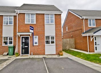 Thumbnail 3 bed end terrace house for sale in Aristotle Drive, Stockton-On-Tees