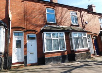 3 bed terraced house for sale in Albert Street, Newcastle, Staffordshire ST5