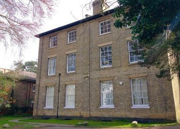 Thumbnail 1 bed flat to rent in Bilton Road, Rugby