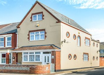 Thumbnail 5 bedroom end terrace house for sale in Churchill Road, Great Yarmouth