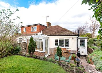 2 bed semi-detached bungalow for sale in Westfield Crescent, Brighton, East Sussex BN1
