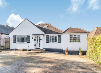 Thumbnail 5 bed detached bungalow for sale in Reigate Road, Tadworth