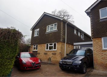Thumbnail 5 bed link-detached house for sale in Campleshon Road, Gillingham