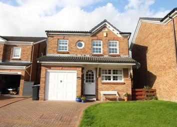 Thumbnail 3 bed detached house for sale in Martin Brae, Livingston, West Lothian