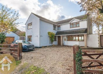 Thumbnail 4 bed detached house for sale in Dauntsey, Chippenham